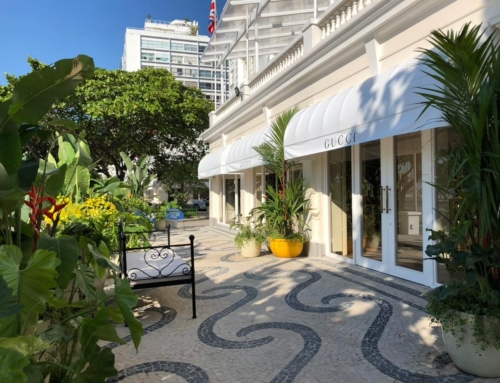 Gucci – Hotel Belmond Copacabana Palace