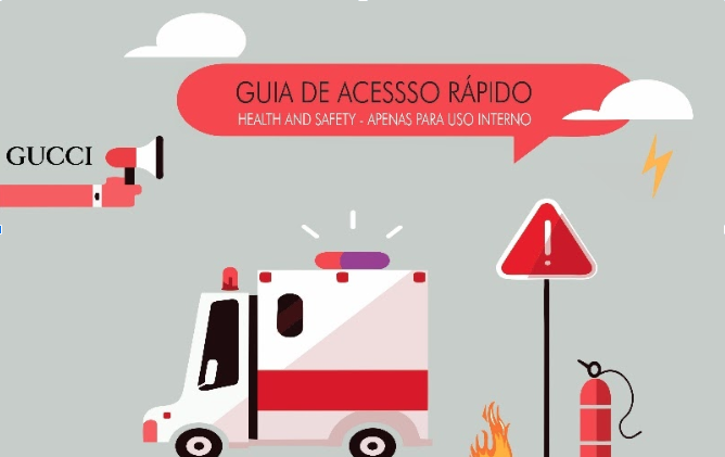 GUCCI HEALTH & SAFETY AMERICA LATINA 2018/2019